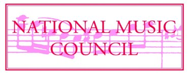 National Music Council logo